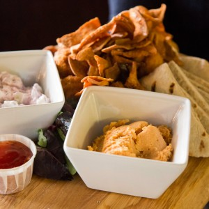 Chequers dips